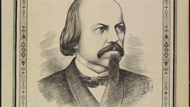 Portrait d'Octave Crémazie