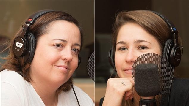Ariane Moffatt et Salomé Leclerc
