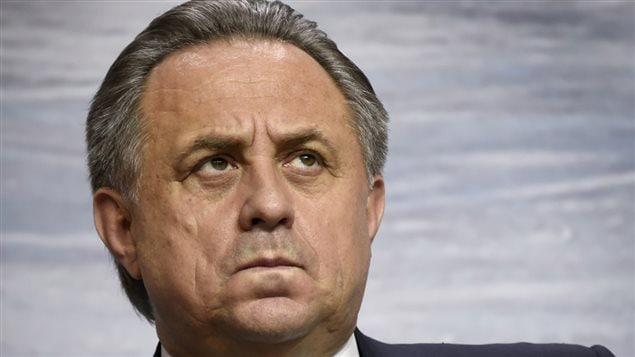 Vitali Moutko (ALEXANDER NEMENOV / AFP)