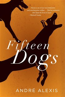 Typically, prize-winning books like Fifteen Dogs see a big jump in sales.