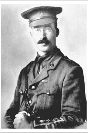 Captain, later Lt-Col, Francis Scrimger of Montreal, first Canadian officer in WWI to be awarded the Victoria Cross for his actions in the Second Battle of Ypres, the same battle that inspired John McCrae's