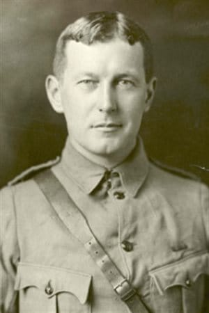 Lt.-Col. John McCrae, author of the famous poem 'In Flanders Fields,' wrote the iconic work after the death of a friend during the second battle of Ypres in the spring of 1915.