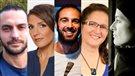 Les finalistes du Prix de poésie 2015