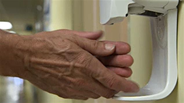 L'hygiène des mains dans les hôpitaux