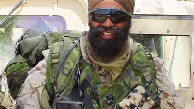 Canada's new defence minister is Harjit Sajjan, a decorated military veteran who served in Afghanistan and Bosnia.