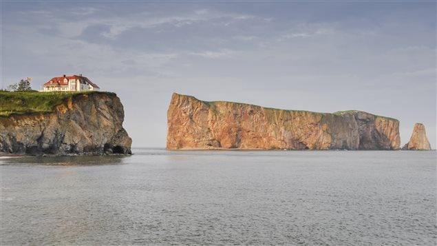 Rocher Percé à Percé