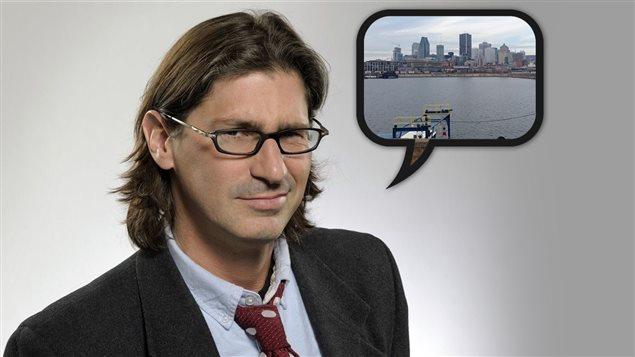 Petit cours sur la pollution du fleuve avec Jean-René Dufort