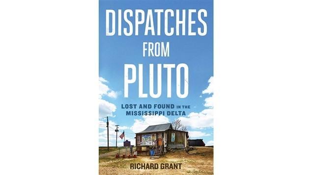 Couverture du livre <i>Disptaches from Pluto</i> de Richard Grant, publié aux éditions Simon