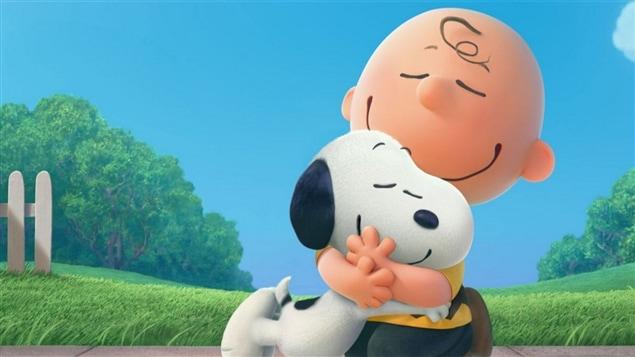 Charlie Brown et son chien Snoopy dans <i>The Peanuts Movie</i>, de Steve Martino