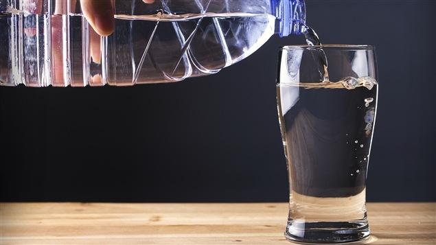 Une eau peut �tre plus ou moins min�ralis�e selon sa provenance