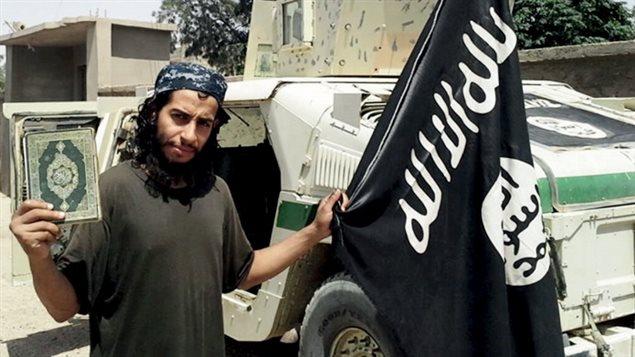 Abdelhamid Abaaoud a rejoint le groupe armé État islamique en Syrie en 2013.