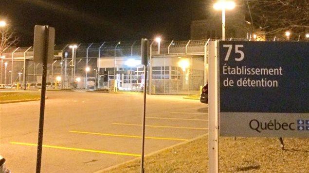 L'altercation est survenue entre deux détenus du centre de détention de Hull.
