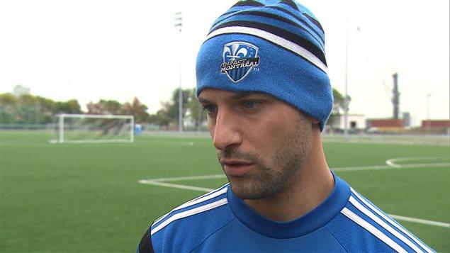 Laurent Ciman, joueur de l'Impact, nommé défenseur de l'année dans la MLS