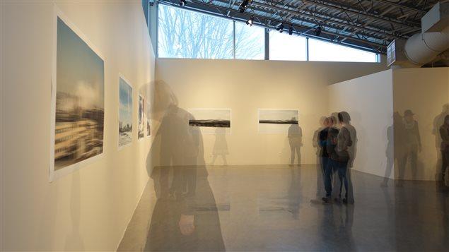 Le centre d'artistes Vaste et Vague, à Carleton, en Gaspésie