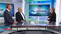 Bombardier, une bonne transaction?