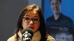 Claire Pelletier a lancé son album Noël Nau la semaine dernière et elle s'amène au Petit Champlain le 16 décembre.