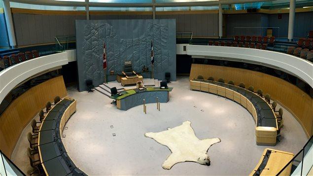 Assemblée législative des Territoires du Nord Ouest