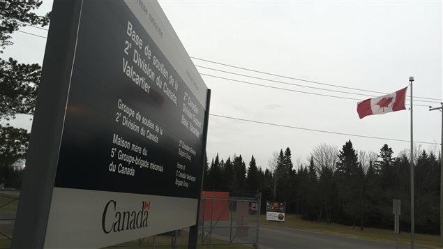 Base militaire de Valcartier