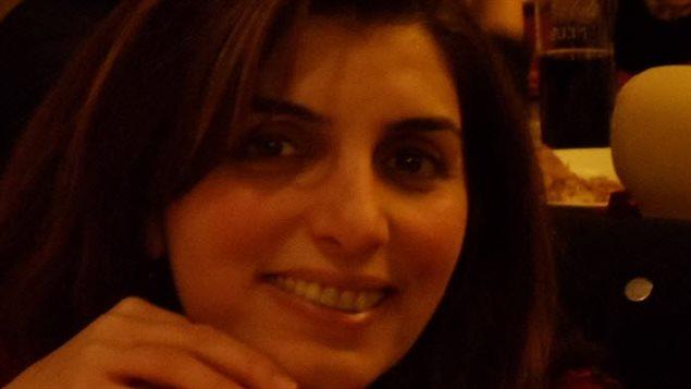 الصحافية السورية الكندية لبنا شوّاف