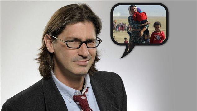 Jean-René Dufort explique comment détecter les terroristes parmi les réfugiés et les Français.