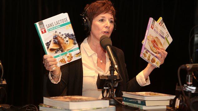 La nutritionniste Hélène Laurendeau propose son choix de livres à l'occasion su Salon du livre de Montréal 2015