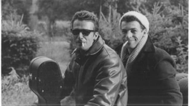 Pierre Calvé et Claude Gauthier (1961)