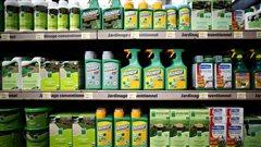 Pesticides en vente