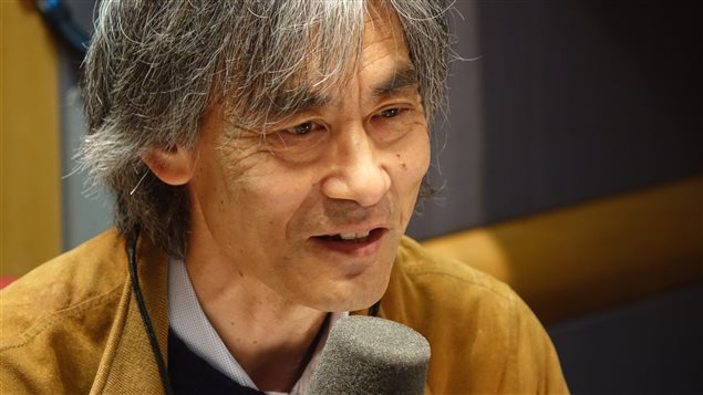Le directeur musical de l'OSM Kent Nagano