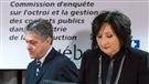 Lachance contredit Charbonneau sur le financement du PLQ et du PQ
