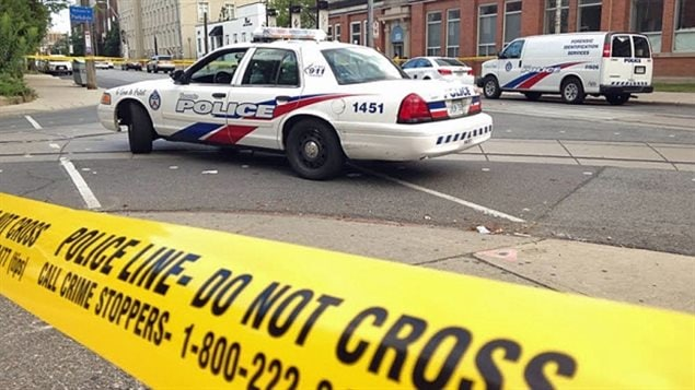 The homicide rate in Canada is at its lowest since 1966.
