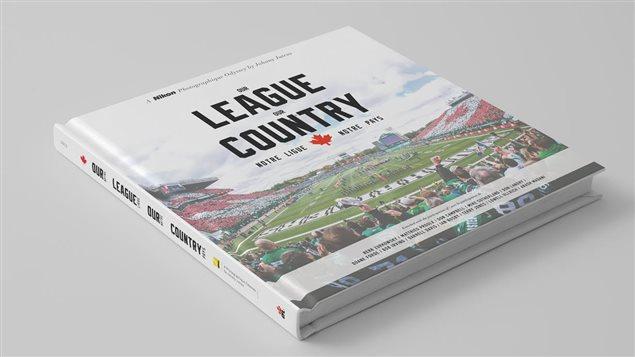 Le livre de Johany Jutras, intitulé Notre ligue, notre pays