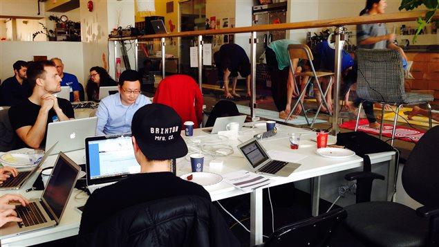 L'organisme PeaceGeeks organise un « hackaton » pour venir en aide aux réfugiés syriens.