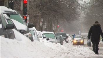 If you know the city is not going to plow your street soon, you may just decide to  leave the car at home.