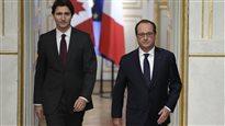 Justin Trudeau plaide pour un accord «ambitieux» sur le climat