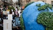 Mobilisation mondiale pour la conclusion d'un accord sur le climat