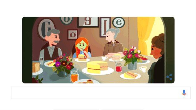 Google aux couleurs d 39 anne la maison aux pignons verts for Anne la maison au pignon vert film