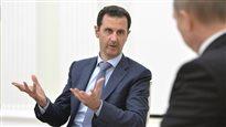 Syrie : Assad veut négocier la paix en faisant la guerre
