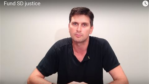 Steve Dennis, video from his website describing his legal battle.