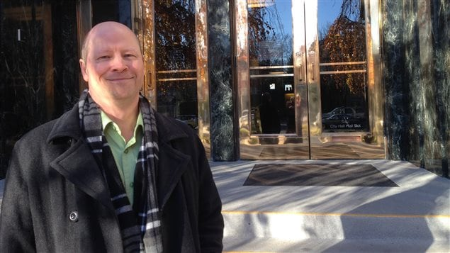 Doug Smith, directeur du programme du développement durable Ville de Vancouver.