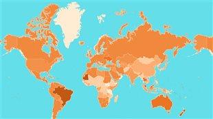 Les droits des personnes trans dans le monde