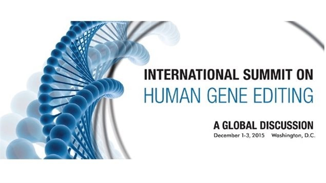 An international gathering of scientists is on in Washington to discuss the ethical limits of gene editing