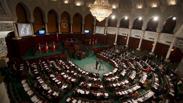 البرلمان التونسي (أرشيف).