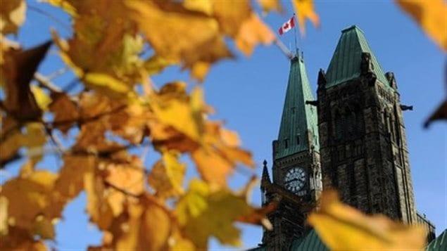Parlamento canadiense