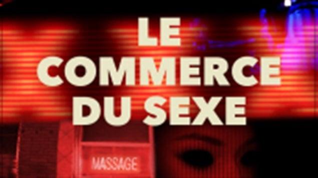 Document sur le commerce du sexe