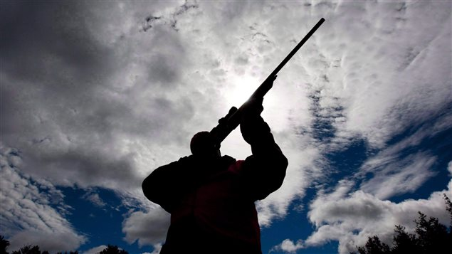 The Quebec government has introduced a bill to create its own long-gun registry.