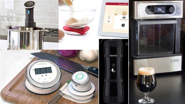 des cadeaux technos pour la cuisine bien dans son assiette ici radio canada premi re. Black Bedroom Furniture Sets. Home Design Ideas