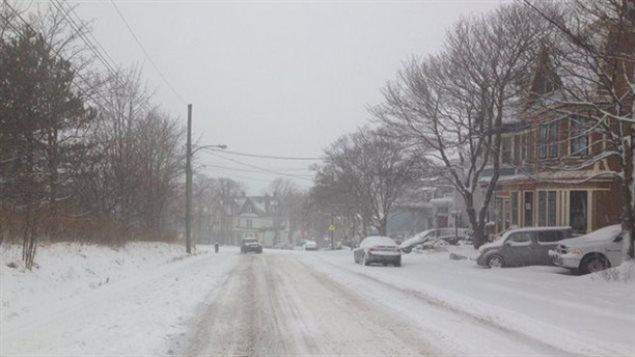 newfoundland storm brings first snowday. Black Bedroom Furniture Sets. Home Design Ideas