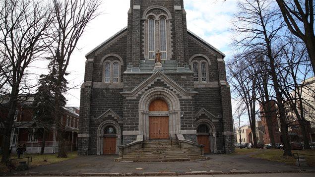 Église Saint-François-d'Assise à Québec