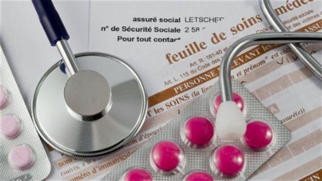 Pilules et formulaires de santé