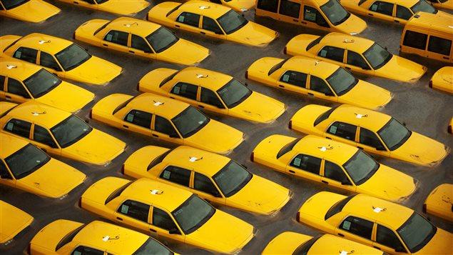Dommages causés par l'ourangan Sandy à New-York